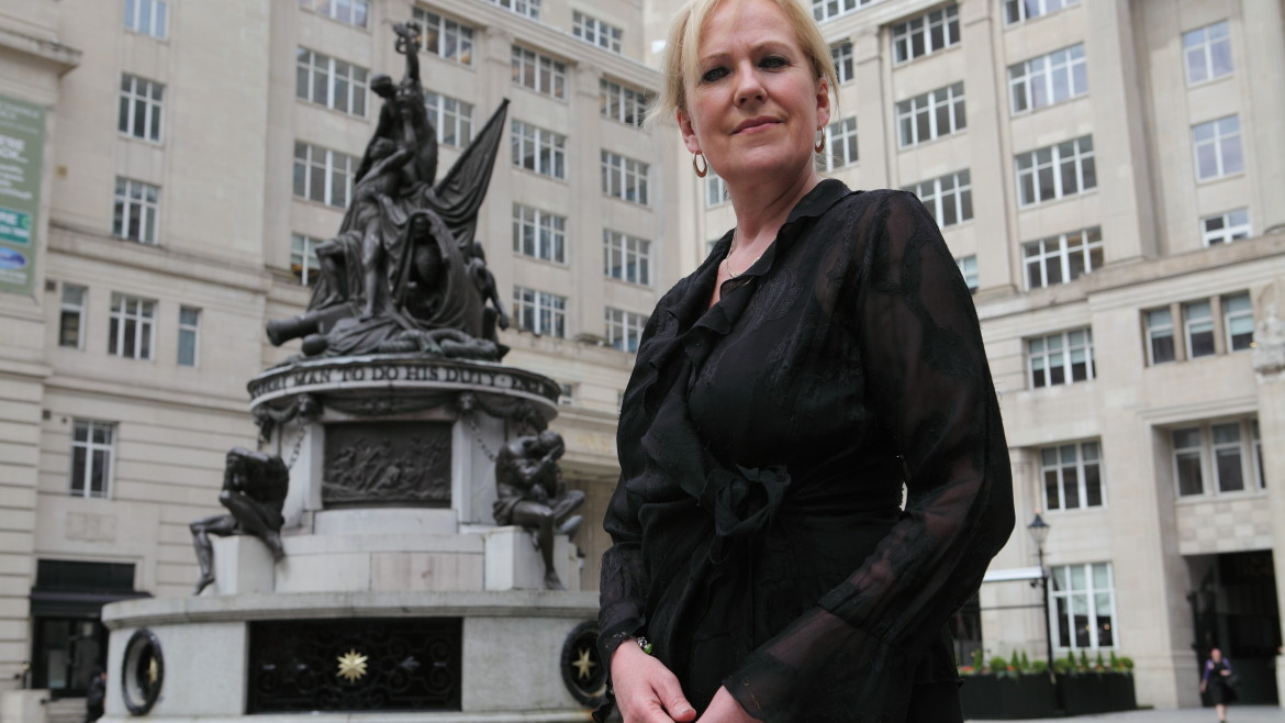 Cheif Crown Prosecutor for Mersey-Cheshire, Claire Lindley